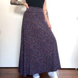 LuLaRoe Classic Maxi Skirt